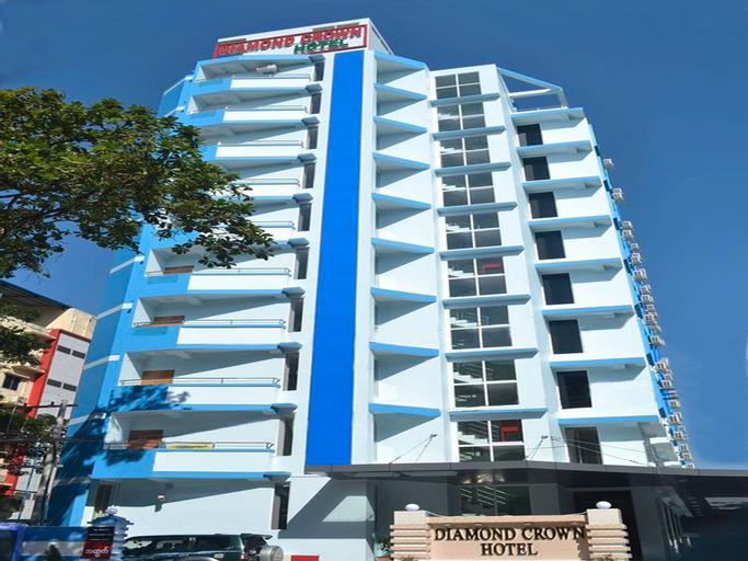 Diamond Crown Hotel, Yangon-W