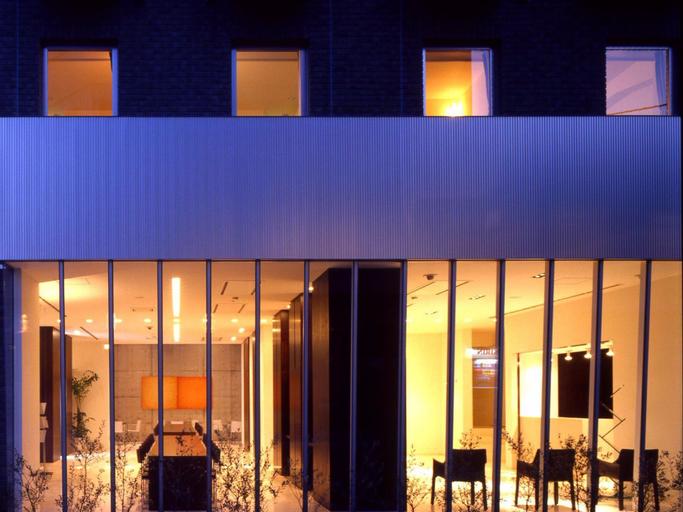 7days hotel plus, Kōchi