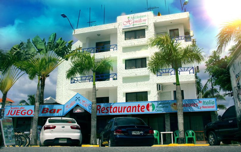 Hotel Restaurant Hamilton, Boca Chica