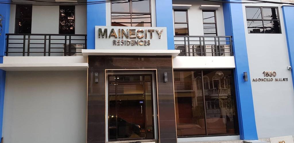 Maine City Residences, Manila