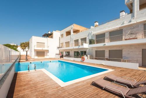 Feels Like Home Santa Luzia Flat with Pool, Alcoutim