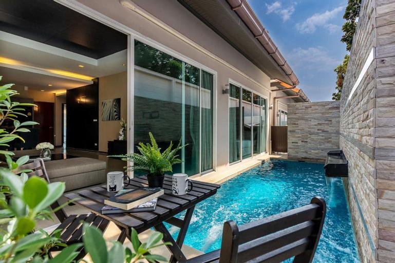 All Star Pool Villa By My Vacation Leave, Bang Lamung