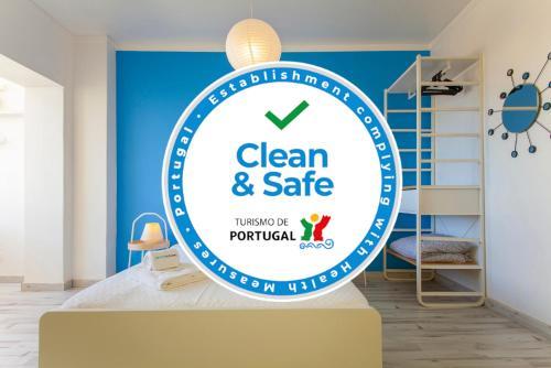A25 - Studio Rocha Mar, Portimão