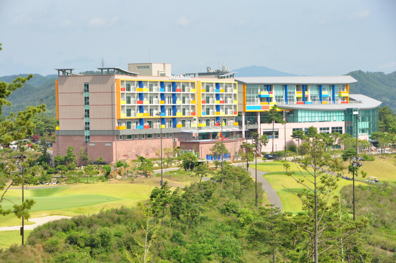 OceanBeach Resort, Yeongdeok
