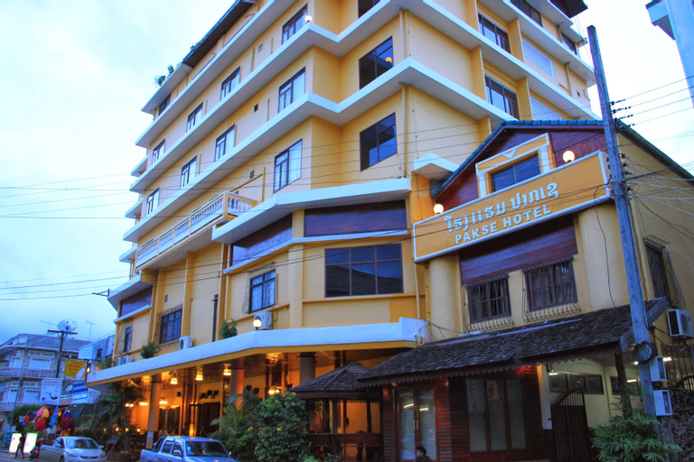 Pakse Hotel & Restaurant, Pakxe