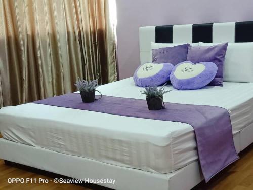 House of Lavendar Homestay, Sabak Bernam