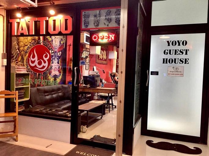 YOYO GUEST HOUSE, Pattaya