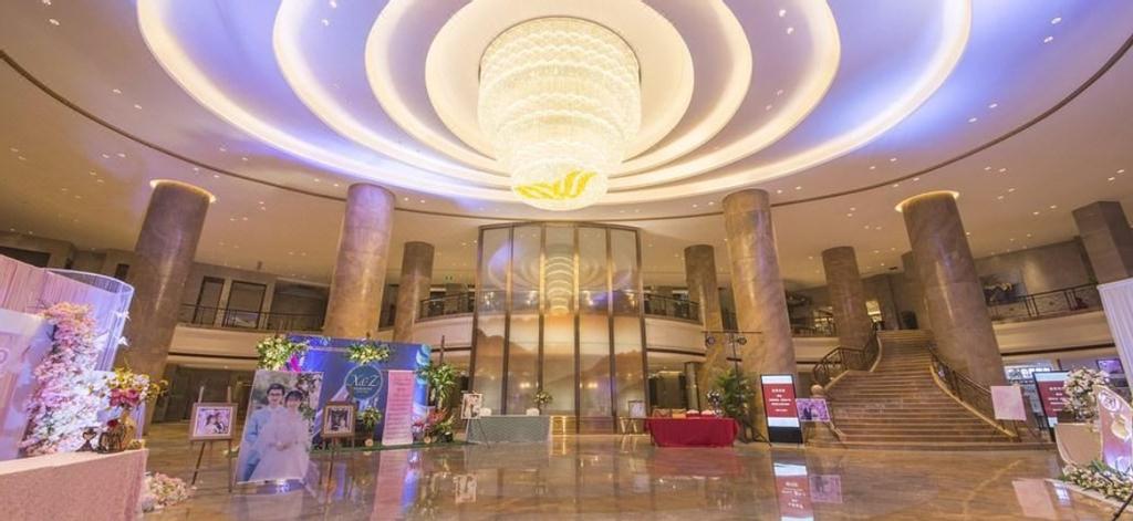 Junlan Jiangshan International Holiday Hotel, Quzhou