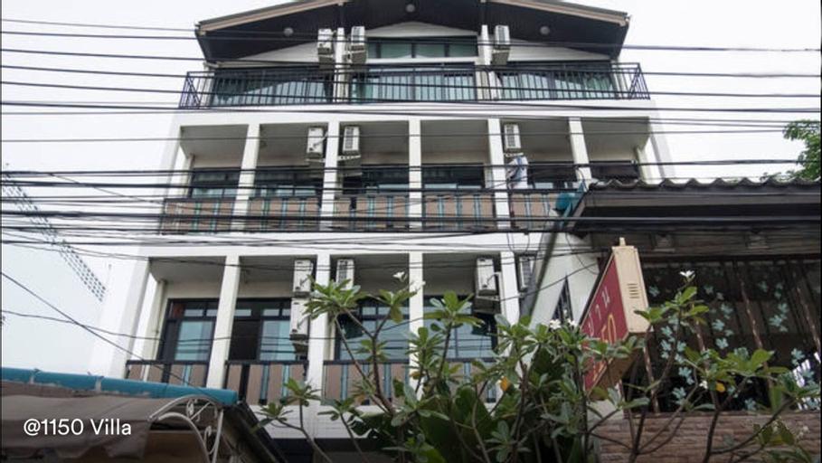 At 1150 villa, Bang Kho Laem