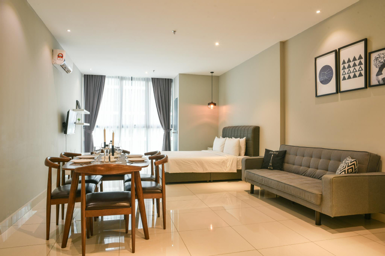 Daily Suites Atria, Kuala Lumpur