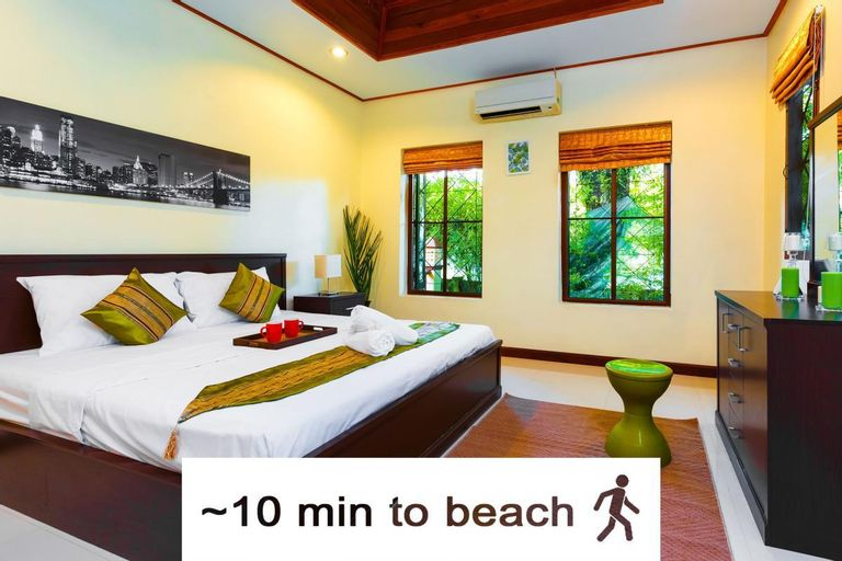 2 Bedrooms + 1 Bathrooms Other Choeng Thale - 19266426 (Pet-friendly), Pulau Phuket