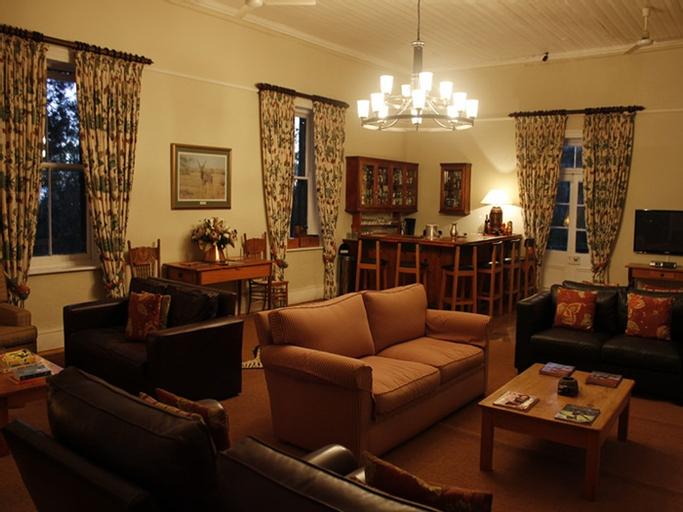 Lemoenfontein Game Lodge, Central Karoo