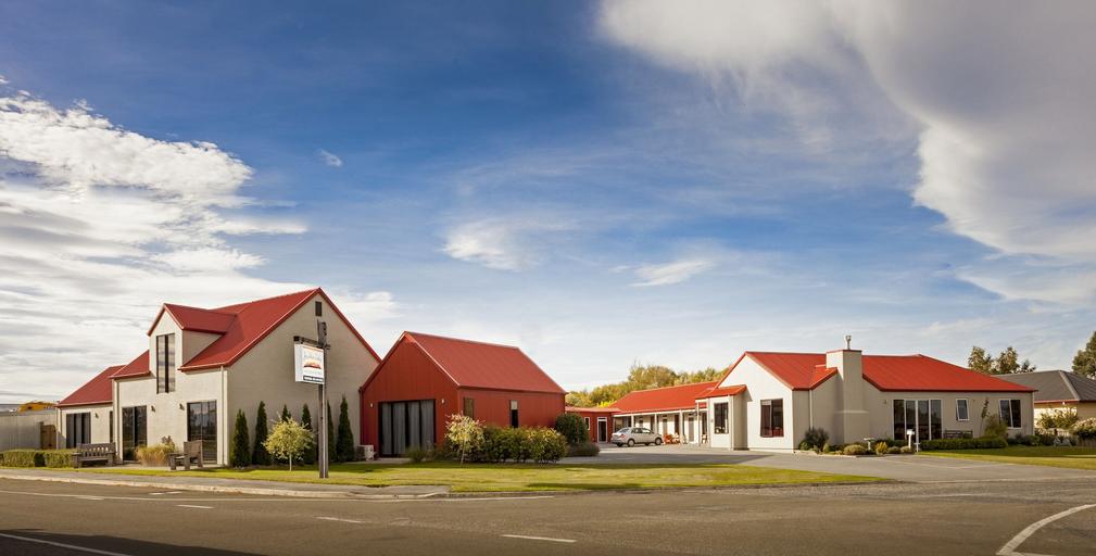 Hawkdun Lodge, Central Otago