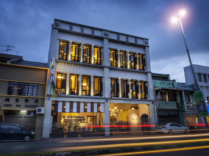 The Ranee Boutique Suites, Kuching