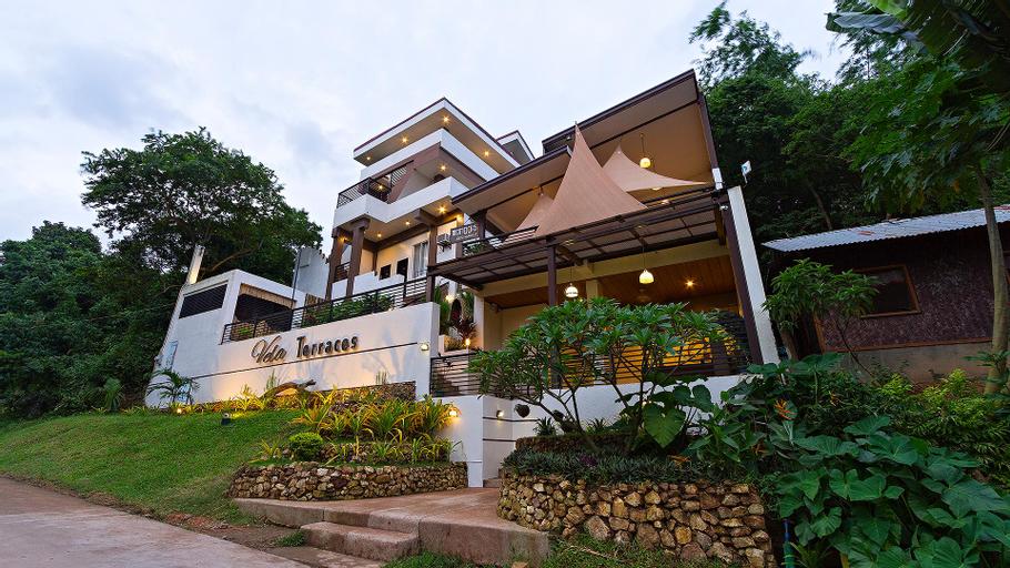 Vela Terraces Hotel, Coron