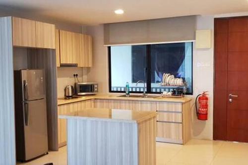 Samsuria Apartment - Luxury Beach View Bedroom, Kuantan