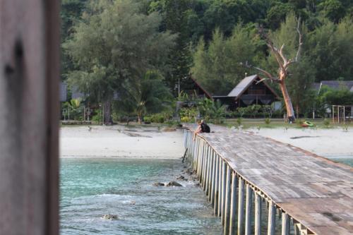 Secret Island Villa, Mersing