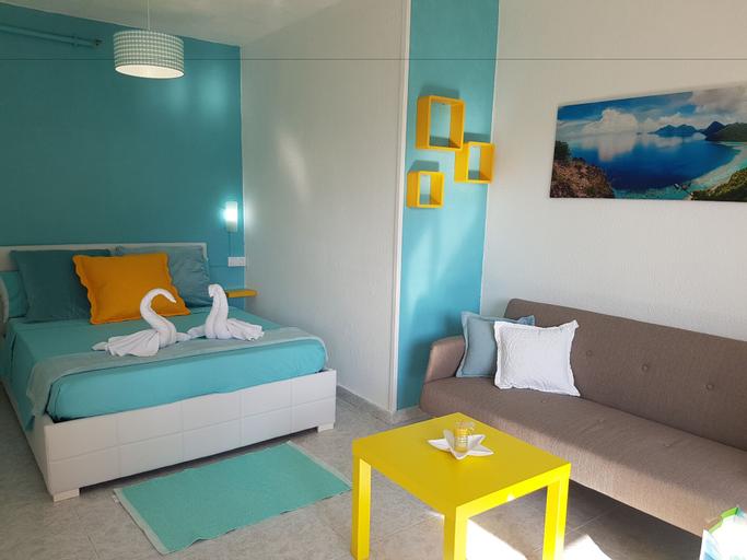 Beach apartments, Santa Cruz de Tenerife