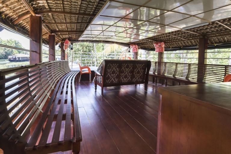 GuestHouser 3 BHK Houseboat 1b08, Kottayam