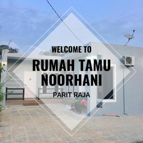 Rumah Tamu Noorhani-Homestay,Lorong Haji Sarji, Parit Raja, Batu Pahat