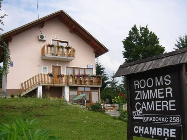 Apartments & rooms Kristic, Rakovica