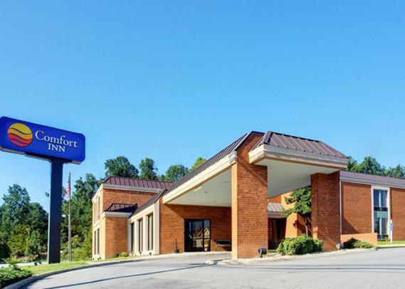 Comfort Inn Troutville - Roanoke North, Botetourt