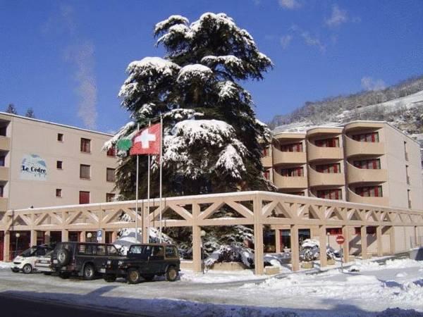 Hotel Le Cedre, Aigle