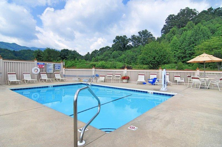 Best Western Smoky Mountain Inn, Haywood