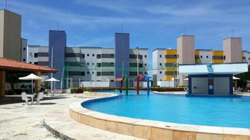 Apartamento Vivenda das Aguas - Praia do Cumbuco, Caucaia