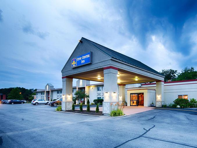 Best Western Plus Civic Center Inn, Kennebec