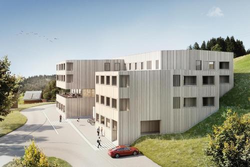 JUFA Hotel Laterns - Klangholzhus, Feldkirch