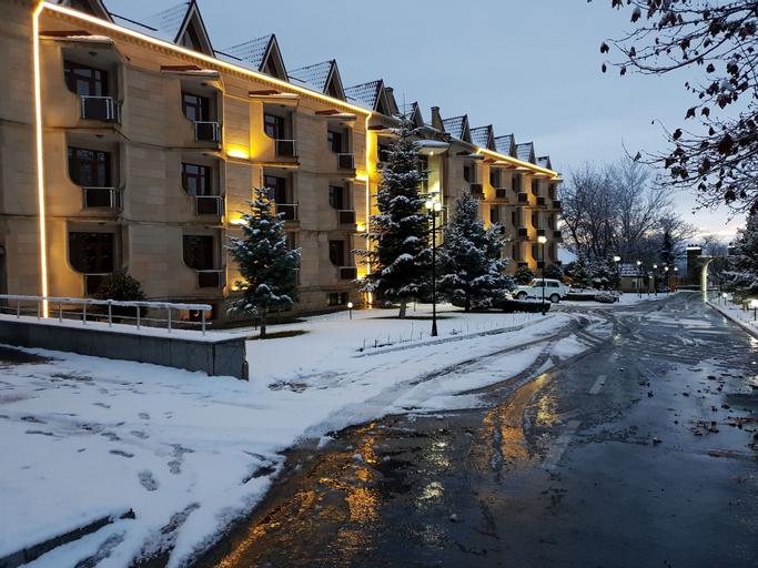 Qafqaz Yeddi Gozel Resort, Qəbələ