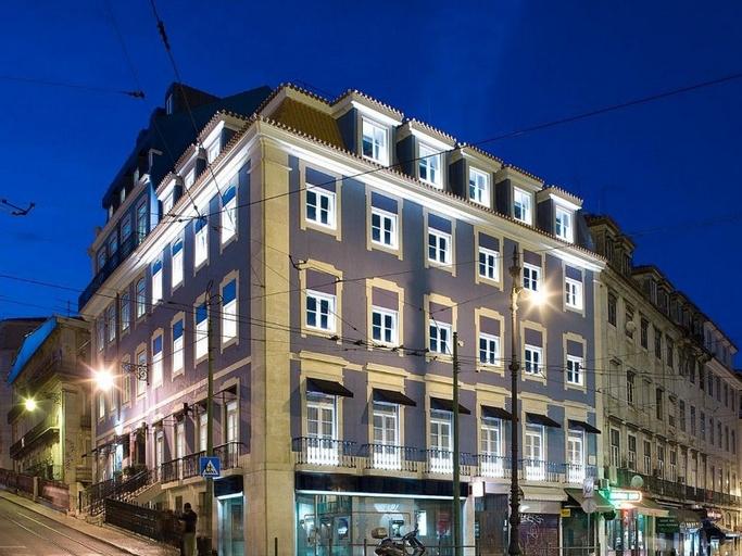 Lx Boutique Hotel, Lisboa