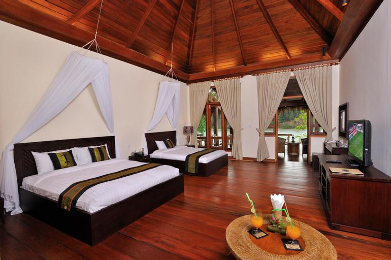 Malikha Lodge, Putao
