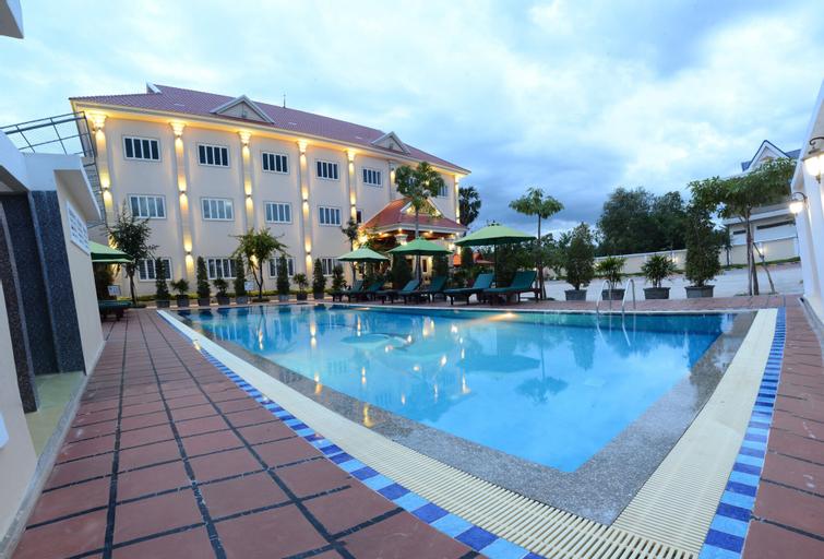 Kheang Oudom Hotel, Moung Ruessei