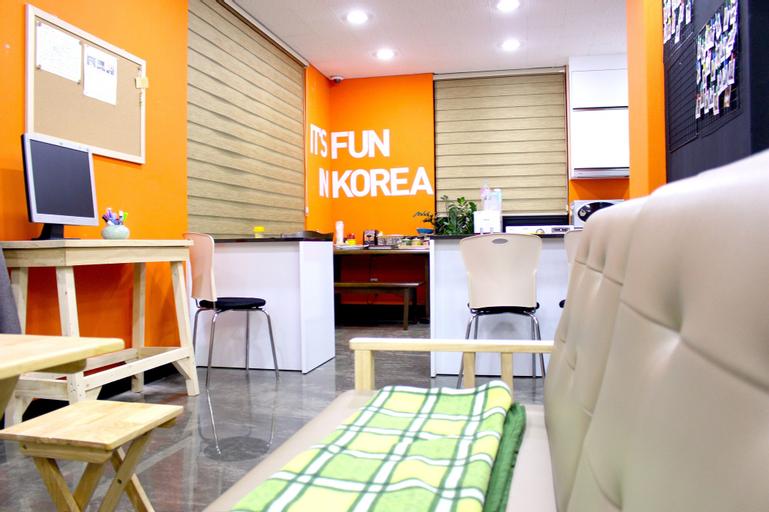 CMS-INN, SEOUL HOEGI, Seongbuk