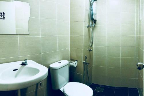 YoLodge Kinrara [Jacuzzi Bathtub], Kuala Lumpur