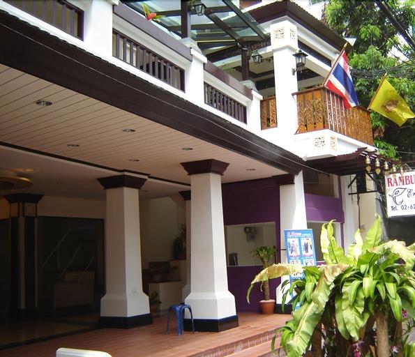 Rambuttri House, Phra Nakhon