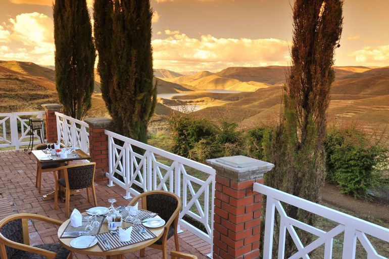 Mohale Lodge,