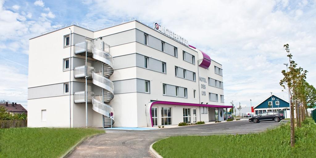 Hotel The Originals des Lys Dreux (ex Inter-Hotel), Eure-et-Loir