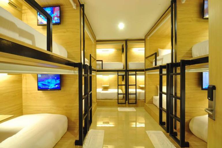 The Bedrooms Hostel Pattaya, Pattaya