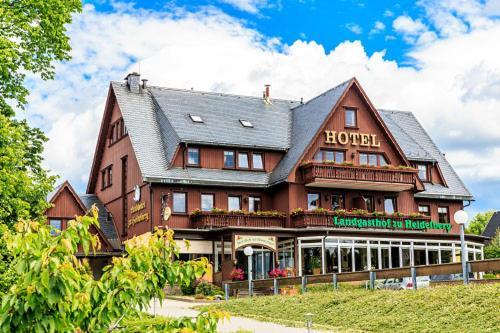 Landhotel zu Heiidelberg, Lörrach