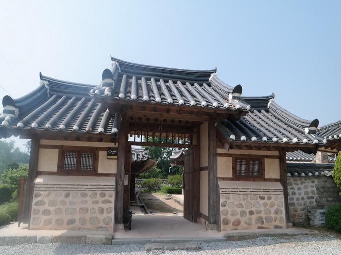 Gyeamgotaek Hanok, Seosan