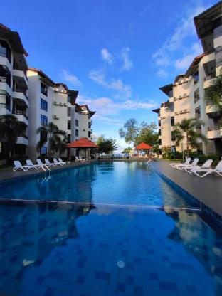Samsuria Private Beach Front 3bedroom , Kuantan