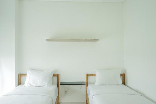 Chic Brooklyn Alam Sutera Studio Apartment By Travelio, Tangerang Selatan