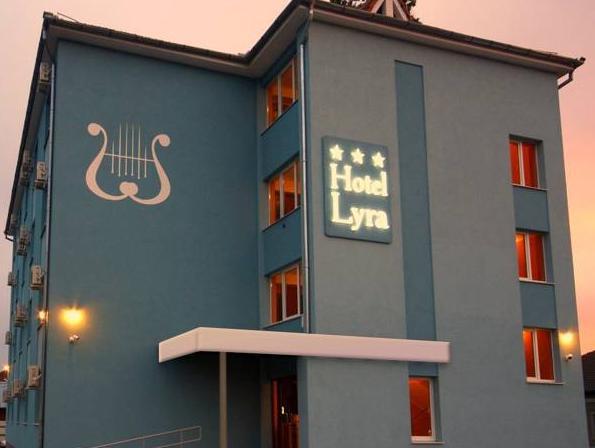 Lyra Hotel, Oradea