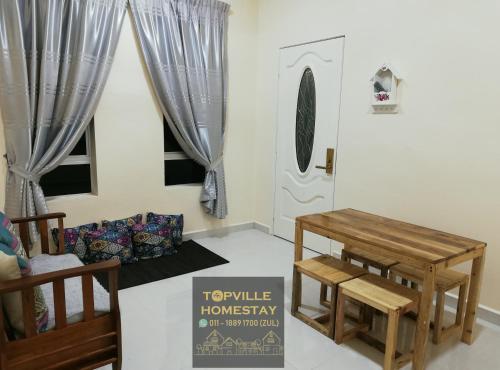 Topville Homestay, Perlis