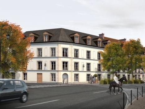 Auberge du Jeu de Paume, Oise