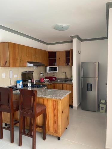 Apartamento para personas que quieren tranquilidad, Santiago de los Caballeros