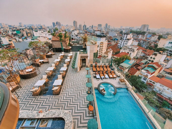 Peridot Grand Hotel & Spa by AIRA, Hoàn Kiếm